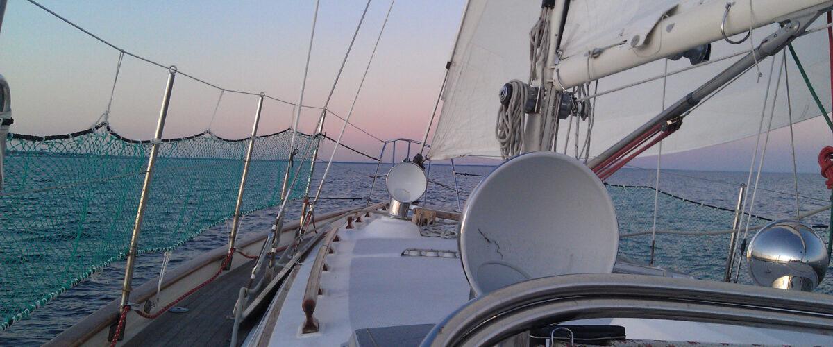 sail the gift header