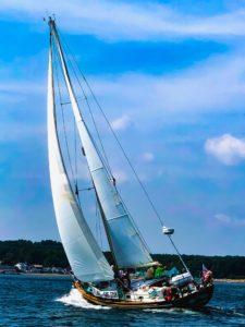 sailing ogunquit maine