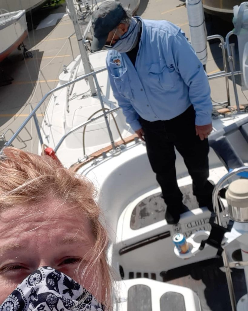 CaptainSteve_Beth_Preparing_theGift